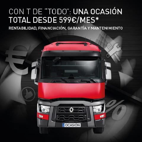 CON T DE TODO, DESDE 599€